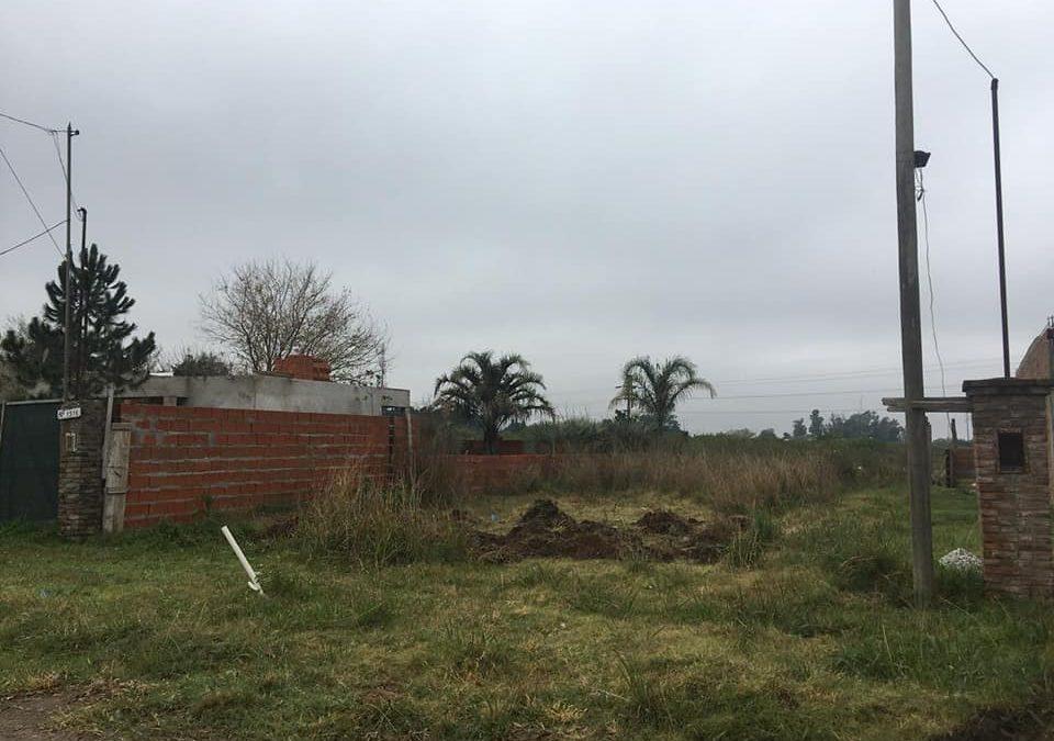 LOCALIDAD DE SAN LORENZO,BARRIO DON  DAVID II