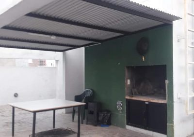 OLIVE QUINCHO Y PARRILLERO