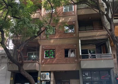 Barrio Centro, Montevideo 1800